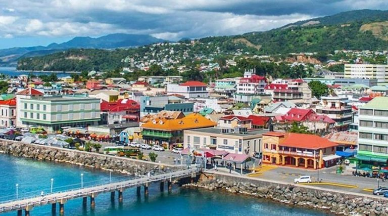 Citizenship of Dominica