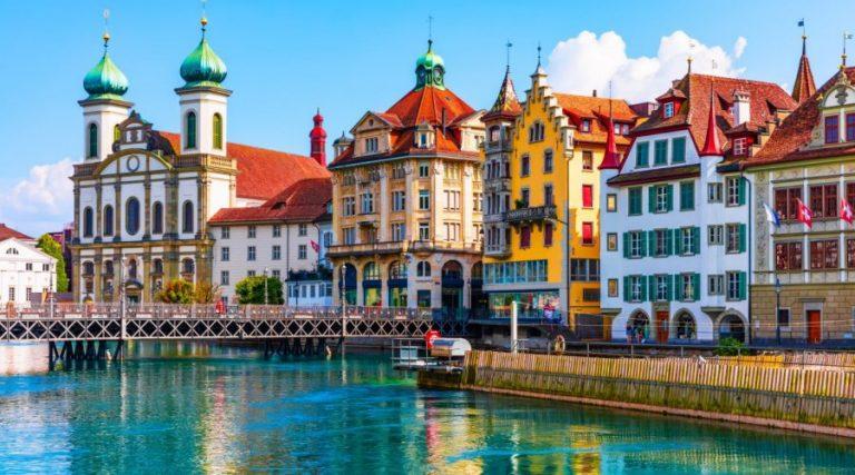 Residence permit in Switzerland